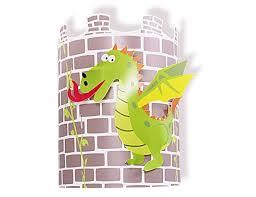 applique chambre bébé applique murale enfant ou dinosaure pour chambre bébé vert et