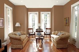 living room brown interior design