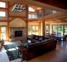 South County Post  Beam Inc Timber Frame Post And Beam Homes - Post beam home designs