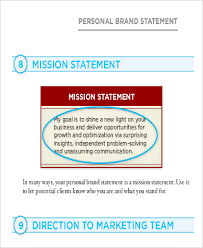 branding statement resume examples marketing and pr personal statement