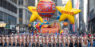 macys thanksgiving day parade richard magazine
