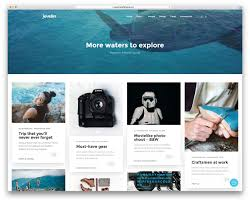 Best Designed Blog by 20 Best Fashion Blog U0026 Magazine Wordpress Themes 2017 Colorlib