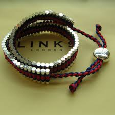 red links bracelet images Links of london friendship bracelet dark blue red double wr jpg