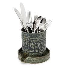 Kitchen Knives Storage by Kitchen Cutlery Organizer Picnic Utensil Caddy Silverware Caddy