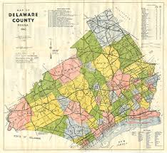 Map Of Philly Welcome To Delaware County Pa History