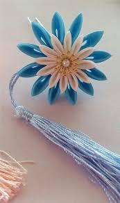 kanzashi hair pin kanzashi hair pin blue end 2 11 2018 9 15 pm
