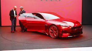 Kia To Beautify Frankfurt Motor Show With Sleek New Concept