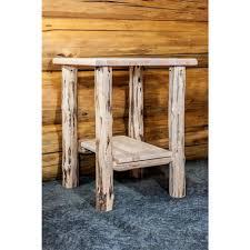 Unfinished Furniture Nightstand Montana Woodworks Unfinished Wood Nightstand Mwns The Home Depot