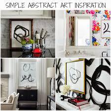 abstract squares wall art shenra com rosa beltran design diy wall art series modern abstracts