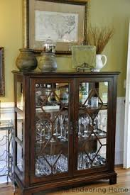 Cabinet For Dining Room Antique China Cabinet Not Just For China Great For