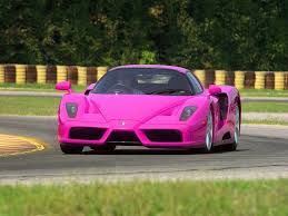 nissan pink ferrari enzo pictures pretty in pink