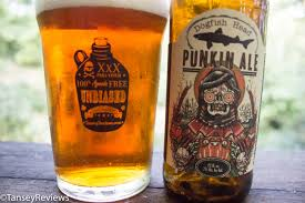 Dogfish Pumpkin Ale by Dogfish Head Punkin Ale Tansey Reviews