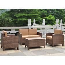 Cushion Settee Settee Group Set