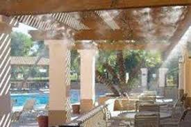 2018 outdoor misting system costs average price to install patio