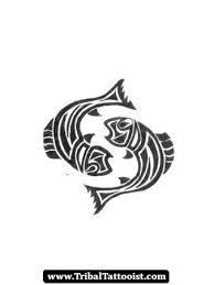 tribal fish designs fish tribal tattoos tribal fish tattoos ideas