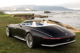 maybach and mercedes behold the jaw dropping mercedes maybach 6 cabriolet an absolute