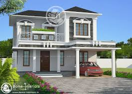 1800 Square Feet 1800 Sq Ft Contemporary Double Floor Home Design Home Interiors