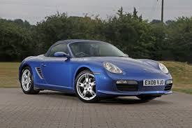 used porsche boxster review auto express