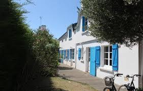 chambre d hote quiberon chambre d hôtes la maison bleue à quiberon morbihan chambre d