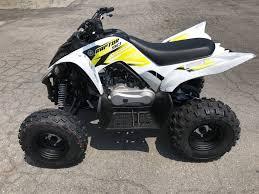 new or used yamaha four wheeler atvs
