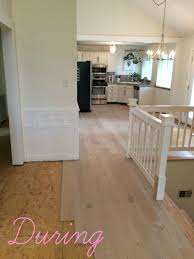 White Washed Laminate Wood Flooring - livelovediy our new white washed hardwood flooring and why we