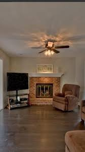 ceiling fan too big for room decorating fireplace with low ceiling