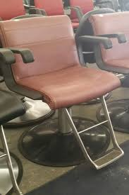 salon chair covers used equipment