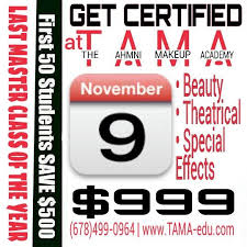 makeup classes atlanta ga 8 best last certification classes of 2015 get certified images