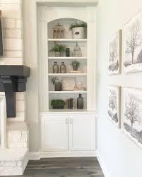 Best  Built In Cabinets Ideas On Pinterest Built In Shelves - Family room shelving