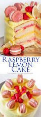 best 25 raspberry lemon cakes ideas on lemon rasberry
