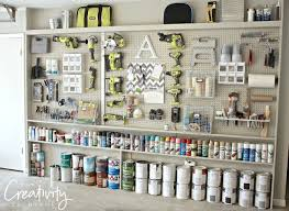 Diy Shelves Garage by My Five Favorite Diy Projects