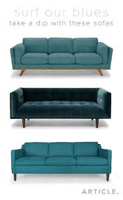 Fabric Sofas And Couches Best 25 Contemporary Sofa Ideas On Pinterest Modern Couch