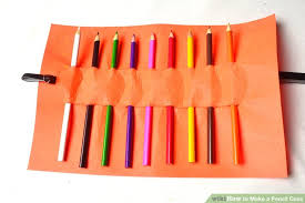 pencil box 5 ways to make a pencil wikihow