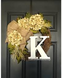 spring wreaths for front door spectacular deal on everyday wreath hydrangea wreath year round