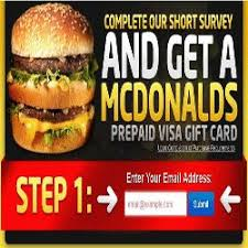 mcdonalds e gift card 13 best food and drinks gift cards images on gift