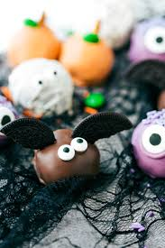 Halloween Cake Balls Recipe by 5 Ingredient Halloween Oreo Truffles Chelsea U0027s Messy Apron