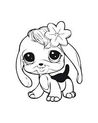 free littlest pet shop free littlest pet shop coloring pages