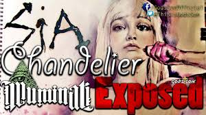 Sis Chandelier Video Sia Chandelier Illuminati 666 Exposed Youtube Posts 2014