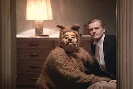 the shining bear costume renae rude the paranormalist