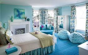 blue master bedroom ideas simple nailhead border oxford wood