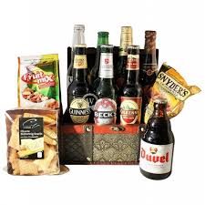 Basket Delivery Beer Gift Basket Delivery Europe Luxembourg Greece Spain Portugal Uk