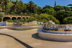 Serpentine Bench Szukaj Zdjęć Gaudi