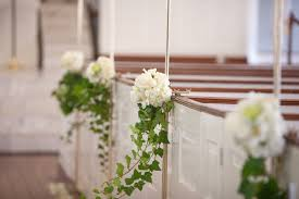 Wedding Decoration Church Ideas by 23 Wedding Pew Decorations Tropicaltanning Info