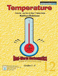 teaching temperature daily math practice worksheets by kathryn
