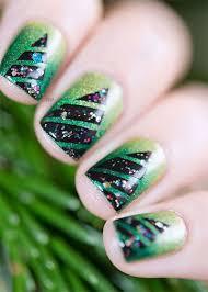 18 christmas tree nail art designs u0026 ideas 2016 xmas nails