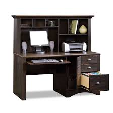 Sauder Harbor View Bedroom Set Antique Black Computer Desk With Hutch Harbor View Rc Willey