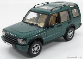 green land rover mondo motors 50018 scale 1 18 land rover land discovery ii 2004