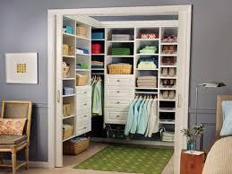 bedroom pretty design of closet organizer lowes for home