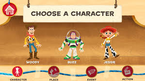 toy story characters pictures pin
