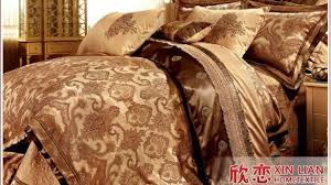 Gold Bed Set Gold Comforter Sets King Set Bedding Thedailygraff With Gold